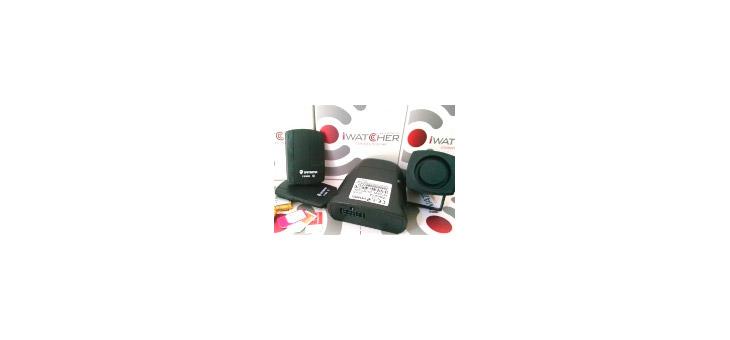 Спутниковая система безопасности iWatcher Cellular Alarm