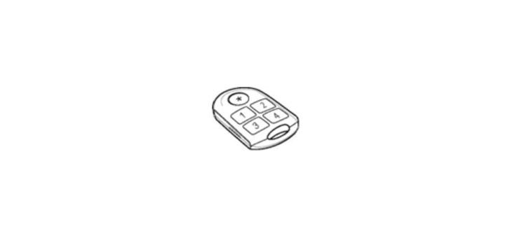 iWatcher Cellular Alarm с беспроводным цифровым пультом дистанционного управления