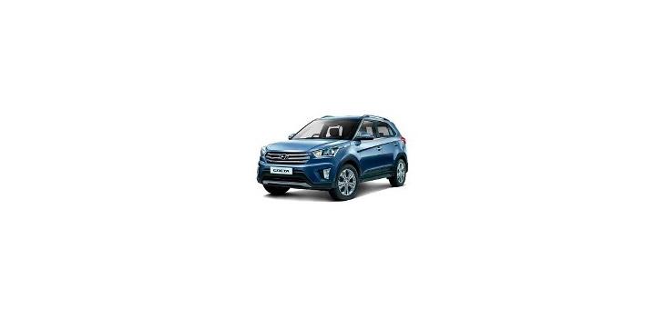 CONSTRUCT КПП на Hyundai Creta