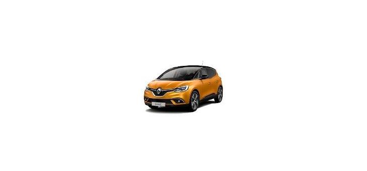 Construct КПП на новый Renault Scenic