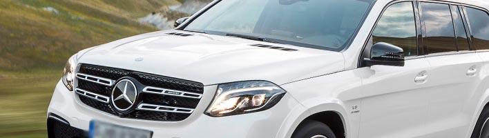 Блокіратор руля Construct Volant на Mercedes GLS