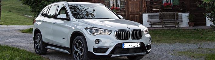 Блокиратор Construct КПП для BMW X1