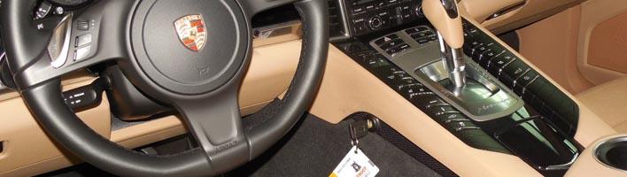 Эксклюзивная установка на Porsche Panamera от CONSTRUCT Ателье