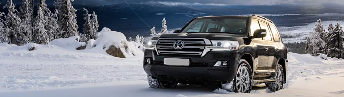 Защита ЭБУ – ECS 01 на Toyota Land Cruiser 200