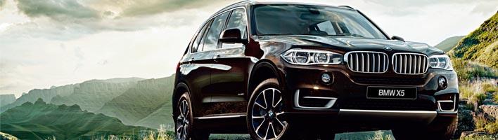 Противоугонный замок руля Construct для BMW X5