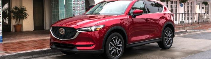 Противоугонные блокираторы CONSTRUCT на новую Mazda CX-5