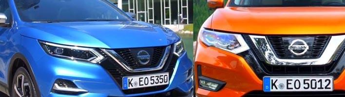 Construct на новые Nissan Qashqai и X-Trail