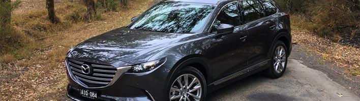 Противоугонные системы CONSTRUCT на новую Mazda CX-9