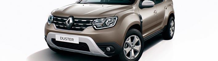 Противоугонная защита от CONSTRUCT для актуального модельного ряда Renault