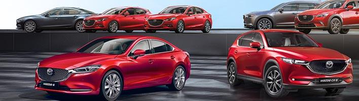 Пропозиція протиугінного захисту на автомобілі Mazda