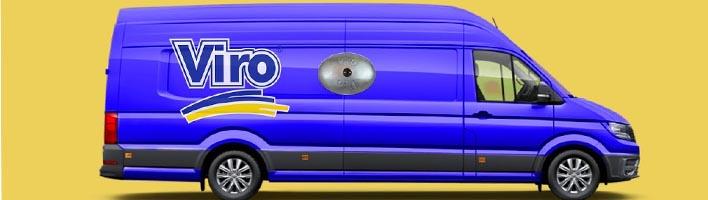 Защита грузов коммерческих автомобилей от итальянского производителя Viro